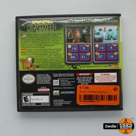 Nintendo DS spel | Carefield's Nightmare