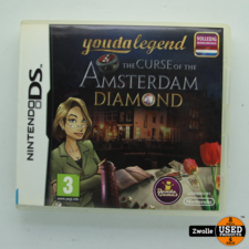DS spel | The curse of the Amsterdam Diamond