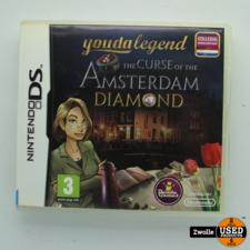 nintendo Nintendo DS game | The curse of the Amsterdam Diamond