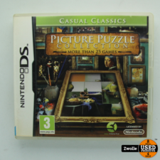 DS spel | picture puzzle collection