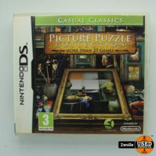 nintendo Nintendo DS spel | picture puzzle collection