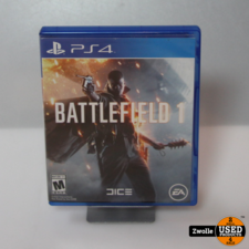 playstation Playstation 4 game Battlefield 1