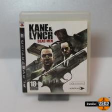 playstation Playstation 3 game Kane & Lynch