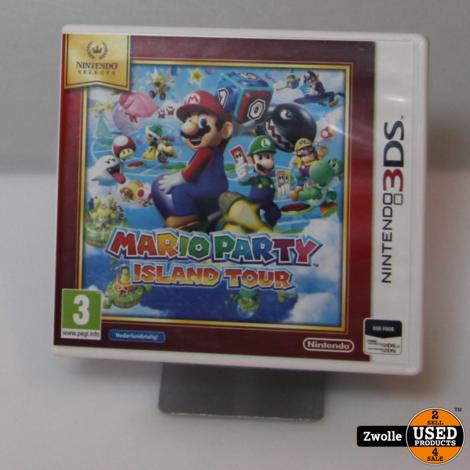 Nintendo 3DS Game | Mario Party Island Tour