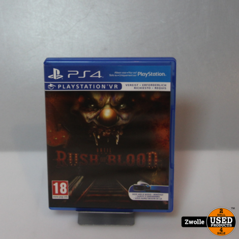 PS4 spel | Rush of blood