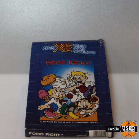 Atari spel | Food Fight