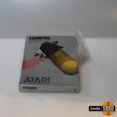 Atari Tennis Paddles + Game