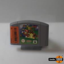 Nintendo 64 game   Super 64 mario