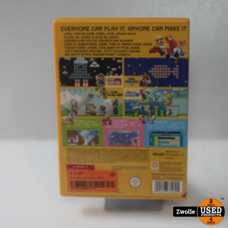 Wii U Game | Super Mario Maker