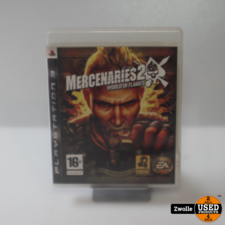 Playstation 3 game Mercenaries