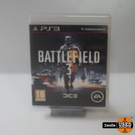 PS3 spel   Battlefield 3