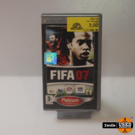 PSP spel | FIFA 07