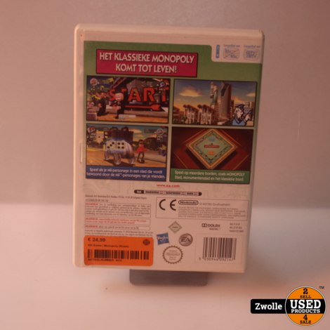 Wii Game | Monopoly Streets