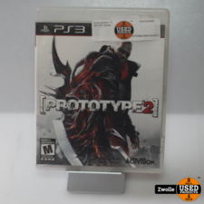 Playstation 3 game Prototype 2