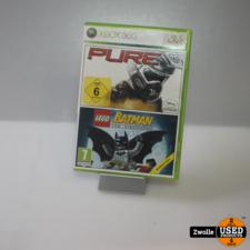 xbox Xbox 360 Game | Pure & batman