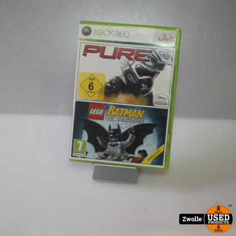 Xbox 360 Game | Pure & batman