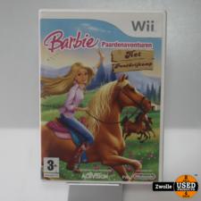 Wii Game | Barbie Paardenavontuur
