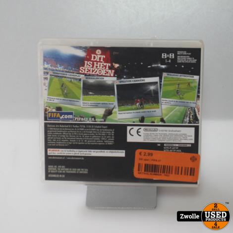 Nintendo DS game | FIFA 07