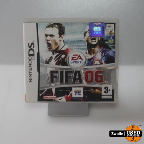Nintendo DS spel | FIFA 06
