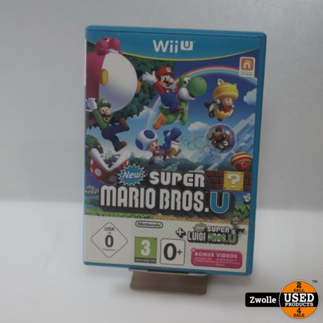 super mario bros U || Wii U game