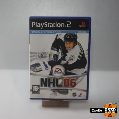 NHL 06 || playstation 2 game