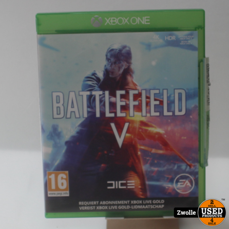 Xbox one Game | Battlefield V