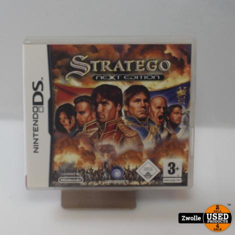 Nintendo DS spel | Stratego next edition