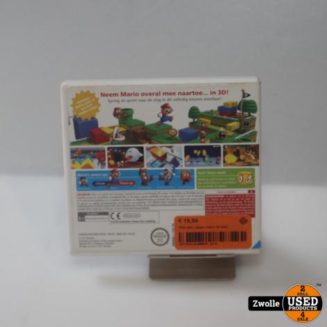 Nintendo 3DS Game | Super Mario 3D Land