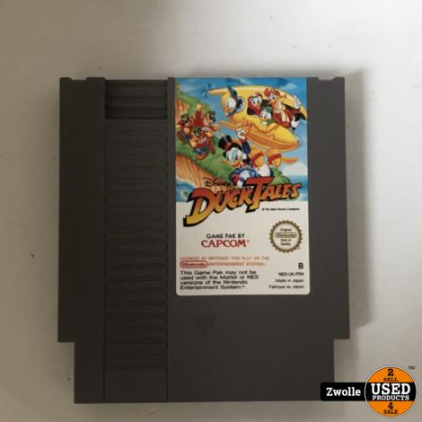 Nintendo NES game Ducktales