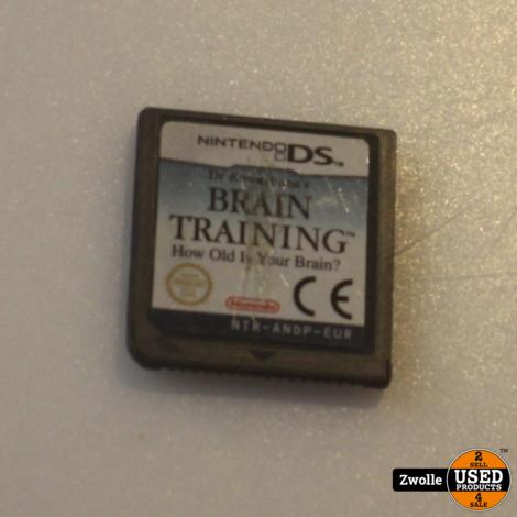 DS spel | Brain training