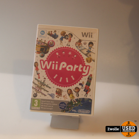 Wii spel | Wii party