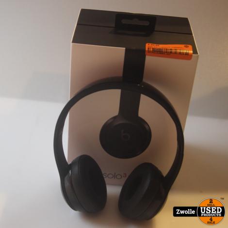 Beats Solo 3 | Bluetooth koptelefoon | Compleet met doos