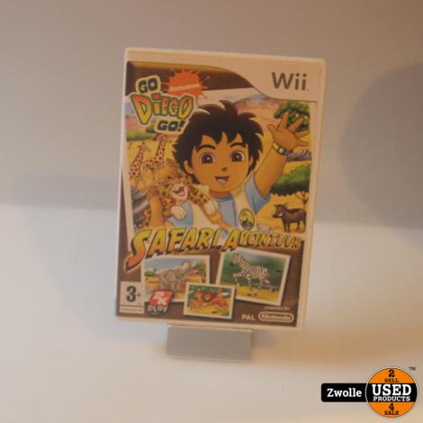 Wii Game | Go Diego Go
