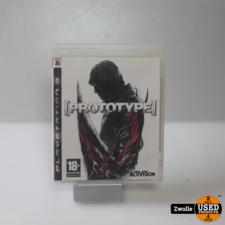playstation PS3 spel | prototype