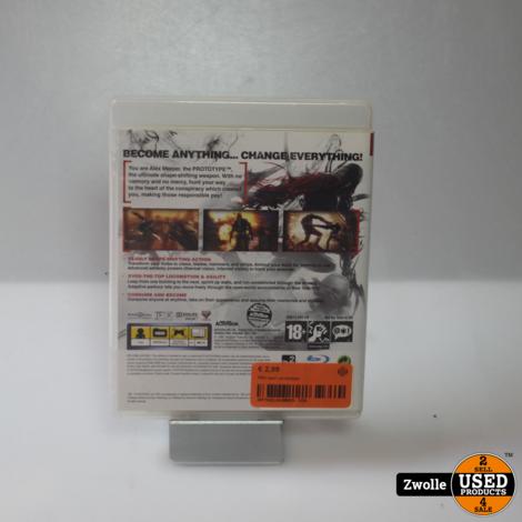 PS3 spel | prototype