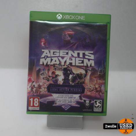 Xbox One Game | Agents of Mayhem