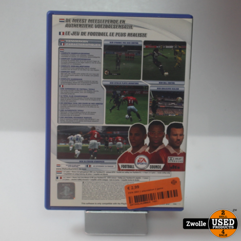 FIFA 2003 || playstation 2 game