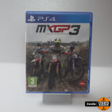 PS4 game | MX GP 3