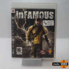 playstation PS3 spel | Infamous