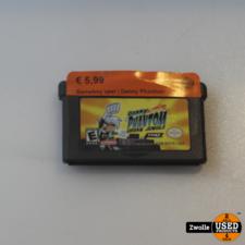 Gameboy spel   Danny Phantom
