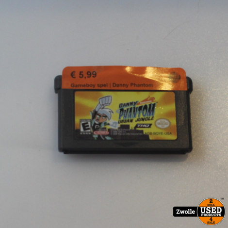 Gameboy game | Danny Phantom