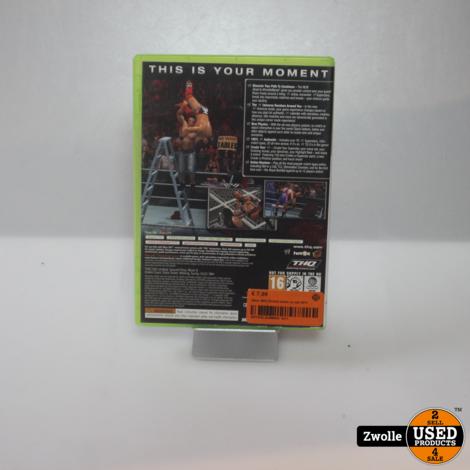 Xbox 360 | Smack down vs raw 2011