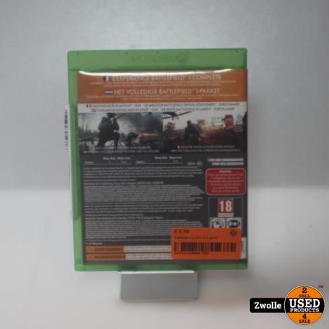 Xbox One Game | Battlefield 1