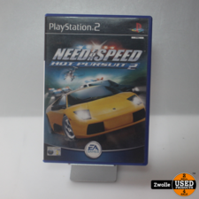 need for speed hot persuit 2    playstation 2 game