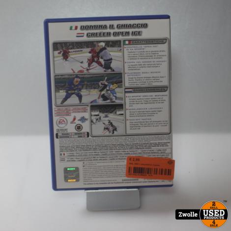 NHL 2005 || playstation 2 game