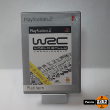 wW2C world rally championship || playstation 2 game