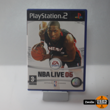 NBA live 06 || playstation 2 game