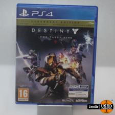 destiny the taken king || playstation 4 game