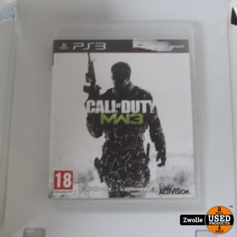 PS3 game   MW3