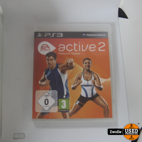 EA Sports Active 2 Playstation 3 Game